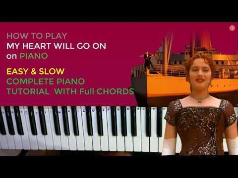 Download Titanic Song My Heart Will Go On Guitar Tabs Lead Lesson T