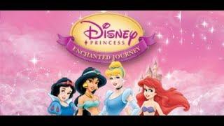 Herní film: Disney princezny: Kouzelná cesta (-Pohádka-)