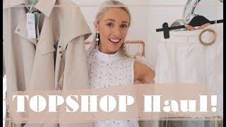 TOPSHOP HAUL // Try On - Summer 2019 // Fashion Mumblr