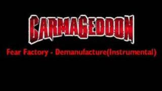 Fear Factory - Demanufacture (instrumental)