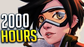 What 2000 Hours of Tracer Experience Looks Like - Overwatch