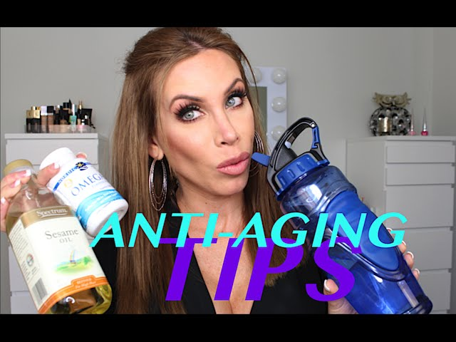 Easy Everyday Anti-aging Tips and Secrets