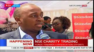 NSE Charity trading with funds geared towards conservation efforts
