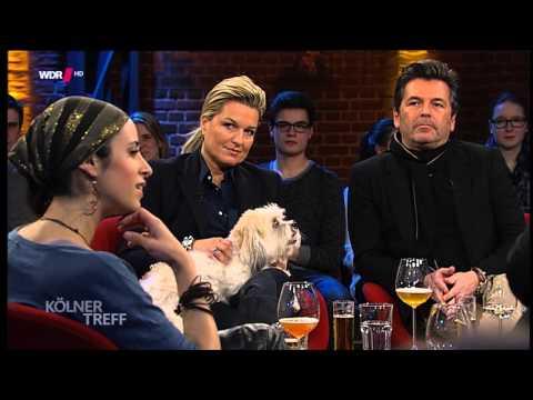Thomas Anders & Claudia - Talk (Kölner Treff - WDR HD 2015 jan30)