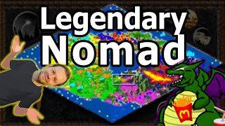 Legendary Nomad Game! TheViper, TheMax, Fat Dragon, and MORE!