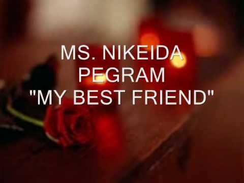 "NIKEIDA PEGRAM  ""MY BEST FRIEND"" PROMO.wmv"