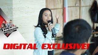 STUDIO TOUR + REUNION WITH PAPA BEBI   VLOG #2   The Voice Kids Indonesia S2 GlobalTV 2017