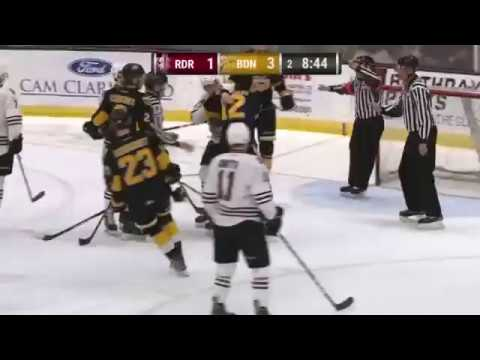 Stelio Mattheos vs Reese Johnson