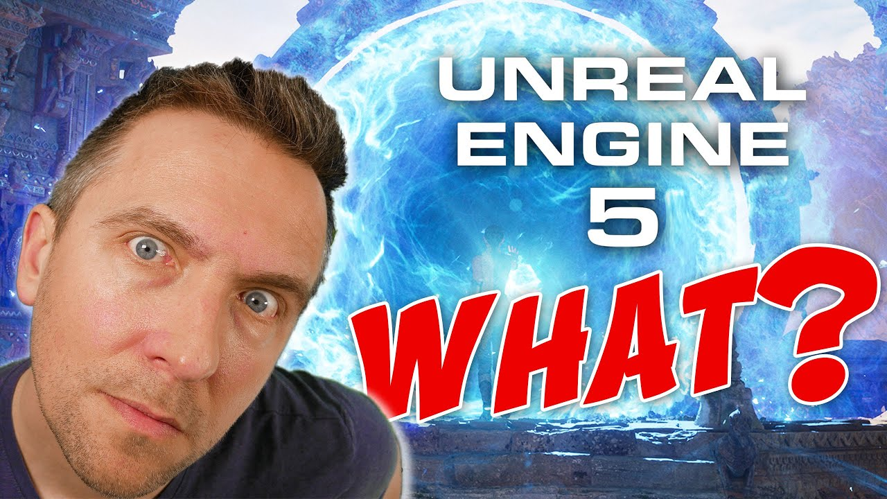 Unreal Engine 5 promesse impossible ?