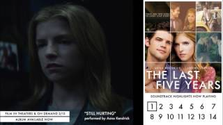 Anna Kendrick - Still Hurting  (Audio Video) - The Last Five Years