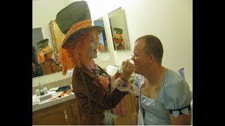 Alice And MadHatter Costumes