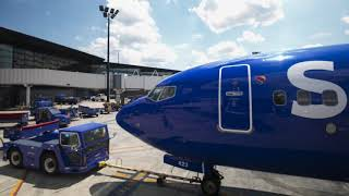In a Blink: Southwest Airlines at Baltimore