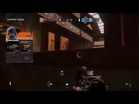 RAINBOW 6 SIEGE 5 MAN ROAD TO DIAMOND !!