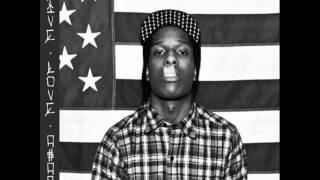 ASAP Rocky-Brand New Guy Ft. Schoolboy Q (Clean)