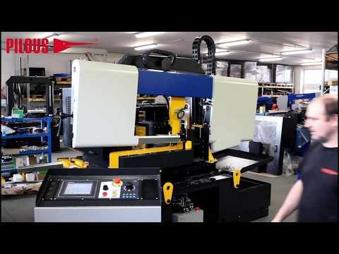 CNC automáticas dos columnas