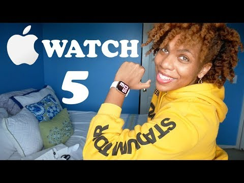 Apple Watch Series 5 Unboxing and Setup | Why You NEED An Apple Watch