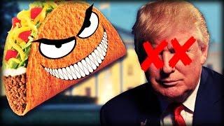 KILLED BY A TACO | Mr. President