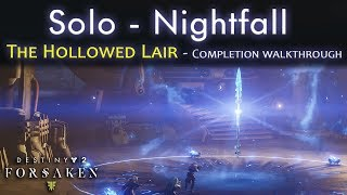 The Other Side - Solo Flawless - Bad Juju Quest Mission