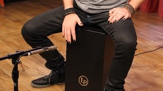 How to Play Cajon with Mike Bennett