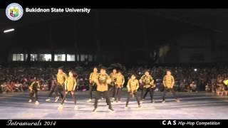 BSU Hiphop Dance Video