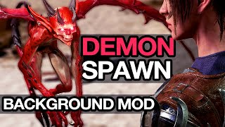 Demon Spawn Background