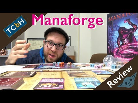 The Cardboard Herald reviews Manaforge