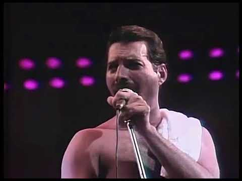 "Queen - ""I Want to Break Free"" (Rock In Rio 1985)"