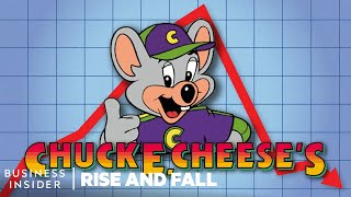 The Rise And Fall Of Chuck E. Cheese