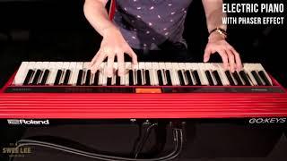 Roland GO:KEYS 61-key Music Creation Keyboard