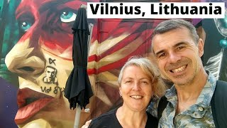 Vilnius Lithuania | Our First Impressions