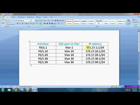 Download Inter Vlan Routing Tutorial Part 2 Video 3GP Mp4 FLV HD Mp3