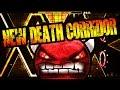 "Download Video ""New Death Corridor"" by Dorami (Easy/Medium Demon) [All Coins] - Geometry Dash [2.0]"