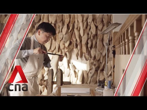Meet the Japanese shoemaker who doesn't want his shoes to stand out | CNA Luxury