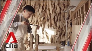 Meet the Japanese shoemaker who doesn't want his shoes to stand out | Remarkable Living