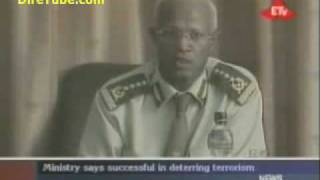Ethiopian News - Ministry of National Defense Force says successful in deterring terrorism