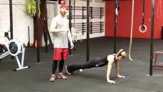 How to do Push Ups - Best of Crossfit