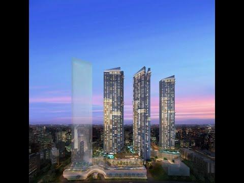 3D Tour of Sheth Auris Serenity Tower 3