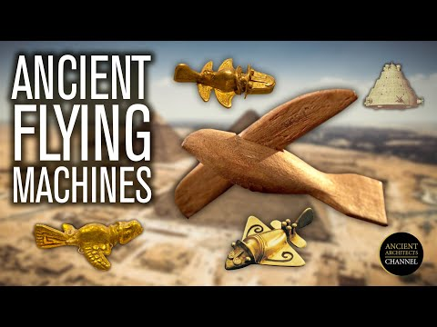 The Mystery of Ancient Flying Machines
