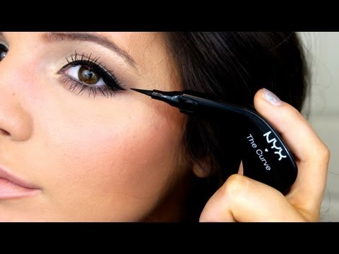 Matte Liquid Liner by NYX Professional Makeup #2