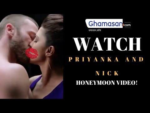 Watch Desi Girl Of Bollywood: Priyanka Chopra and Nick Jonas spotted in Los Angeles after Honeymoon