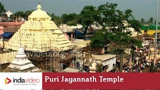 The English word that originated from the Puri Jagannath Temple
