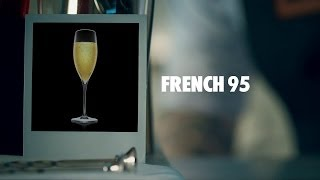 FRENCH 95 DRINK RECIPE - HOW TO MIX