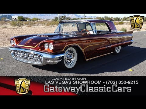 1958 Ford Thunderbird (CC-1341860) for sale in O'Fallon, Illinois