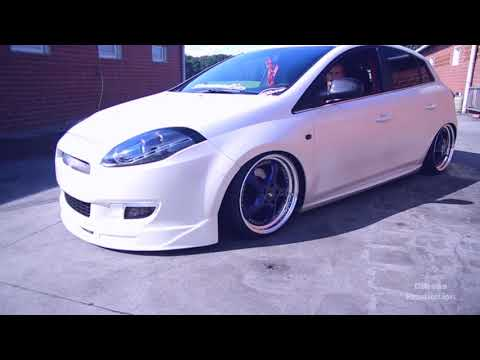 Slammed Elite | Diego's Fiat Bravo | DBross Production