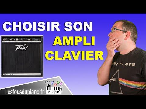 Choisir votre ampli clavier/piano numérique : ce que le vendeur ne vous dira pas forcément...