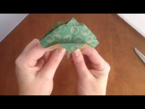 Monkey - Easy Origami instructions For Kids   360x480