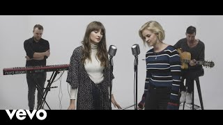 Gambar cover Ward Thomas - The Middle (Doormat Session) [Zedd, Maren Morris and Grey Cover]