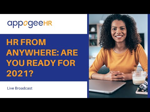 , title : 'HR from Anywhere: Are you ready for 2021?