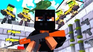WIR JAGEN den GEHEIMEN SPION?! - Minecraft NEXUS