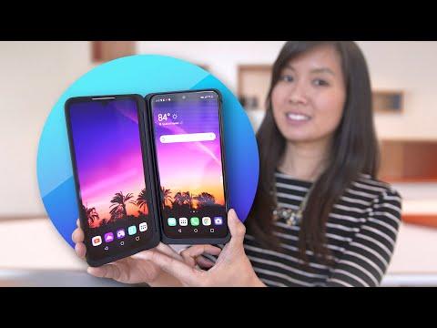 External Review Video rZ7F4V3xWzU for LG G8X ThinQ & LG Dual Screen Smartphone